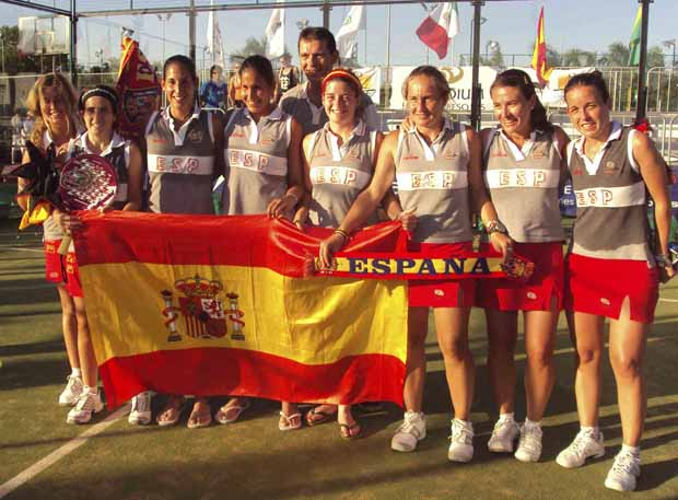 final chicas El mundial 2012 de #padel llega a Cancún