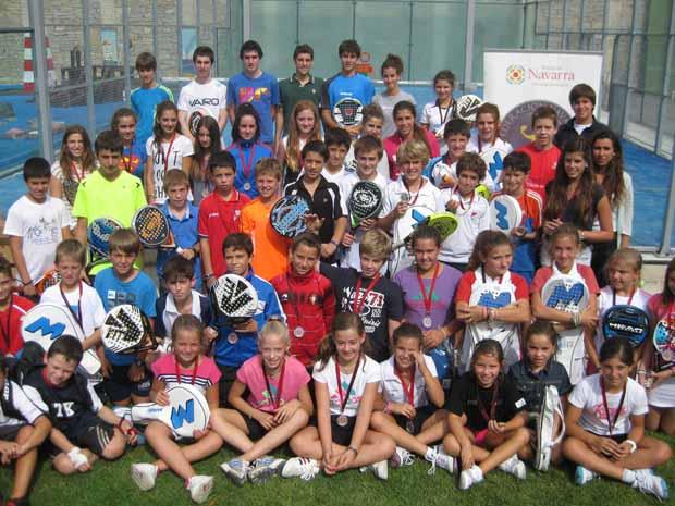 Campeonato Navarro menores 2012