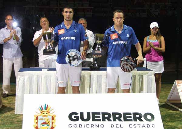 silingo reca Juani Mieres y Pablo Lima conquistan Mexico