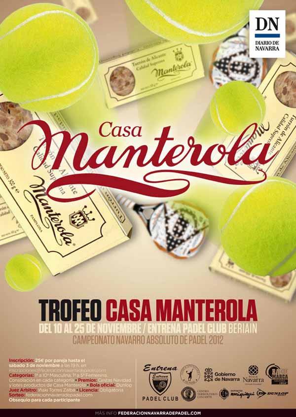 Manterola 2012 Trofeo Casa Manterola - Campeonato Navarro Abs de #padel #in