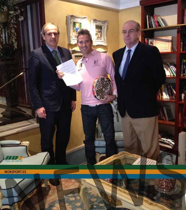 NOX y Miguel Lamperti unen su futuro hasta el 2017