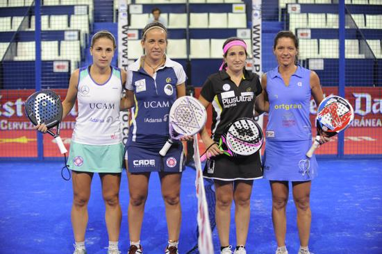 Semifinal femenina world padel tour 2013