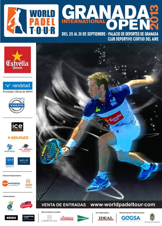 World Padel Tour Granada 2013