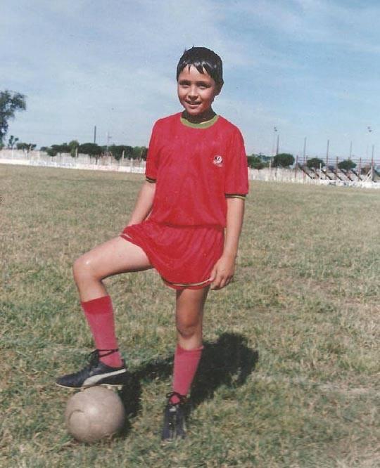 fernando belasteguin futbol Los futbolistas y su pasión por el pádel
