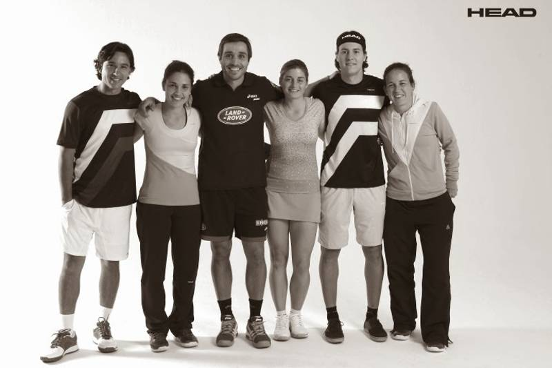 head padel team