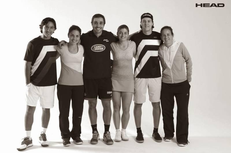 head padel team