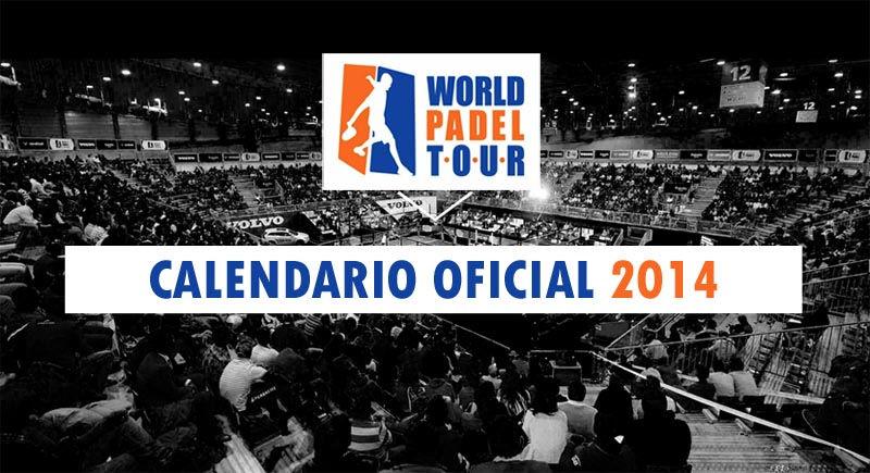 world padel tour 2014