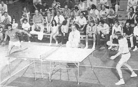 Björn Borg ping pong