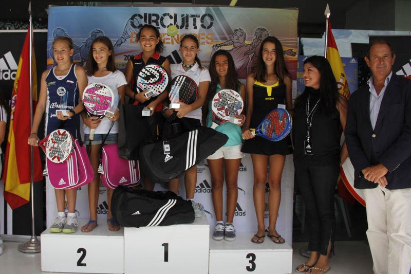 Entrega de trofeos campeonato de españa menores (3)