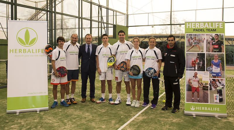 Herbalife Padel Team