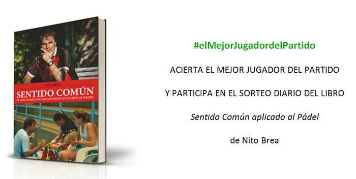 elmejorjugadordelpartido CONCURSO #elMejorjugadordelPartido