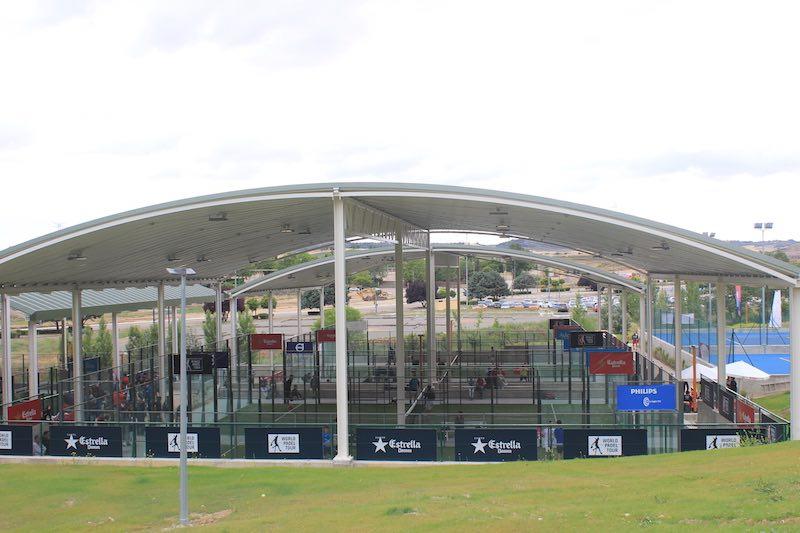 Pre previa World Padel Tour Valladolid Club Raqueta