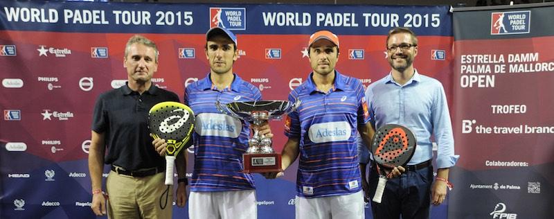 Belasteguin Lima campeones WPT Mallorca 2015