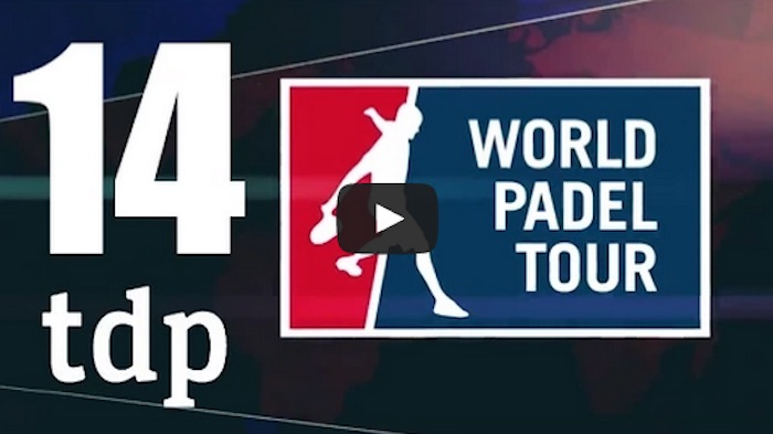 Programa 14 World Padel Tour
