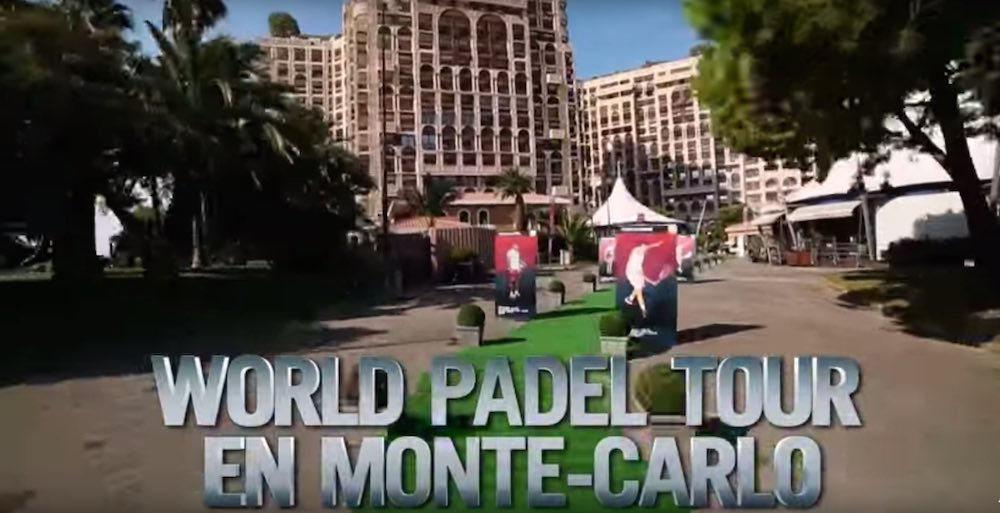 Programa 18 World Padel Tour Montecarlo