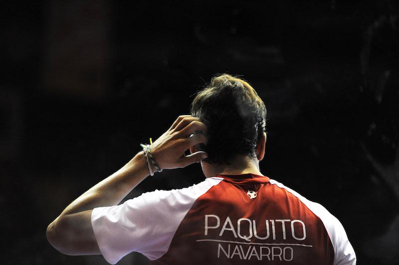 Paquito Navarro en Sevilla
