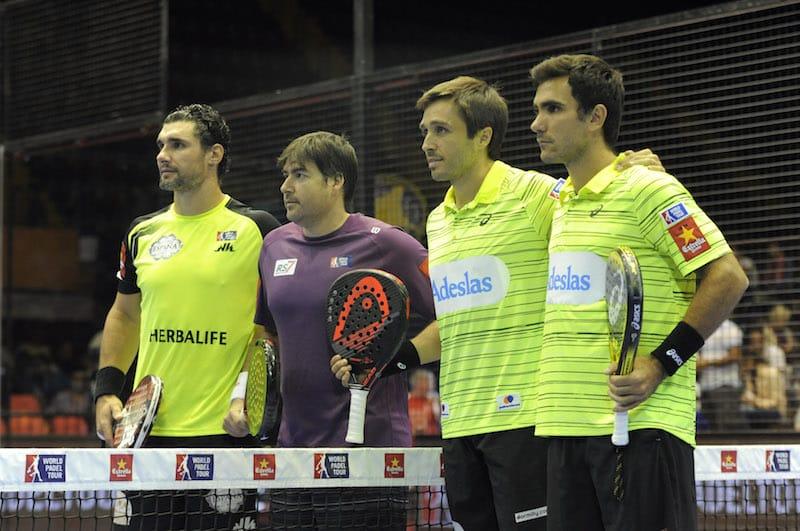Semifinal Sevilla 2015 Bela