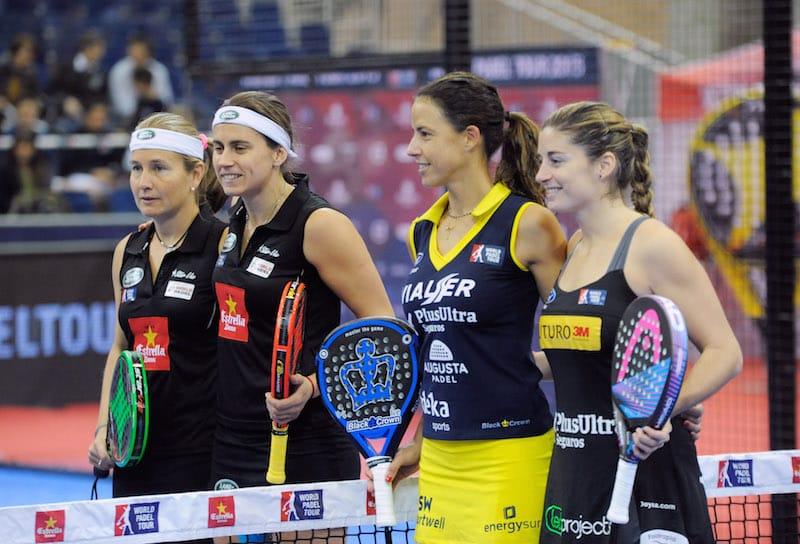 Final femenina Master Valencia 2015