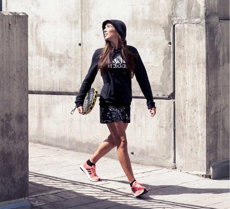 Adidas Padel y Martita Ortega renuevan su compromiso