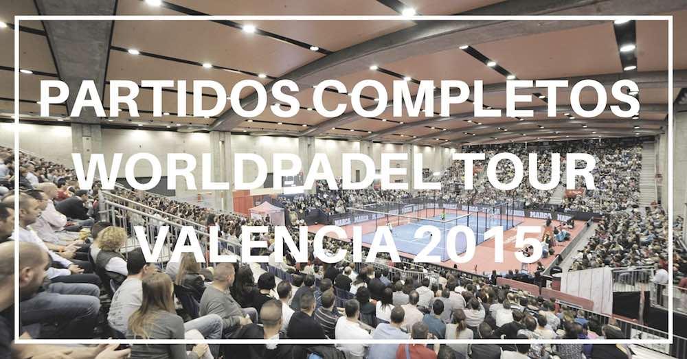 Partidos WPT Valencia 2015