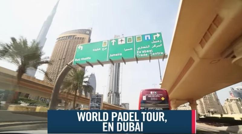 World Padel Tour en Dubai