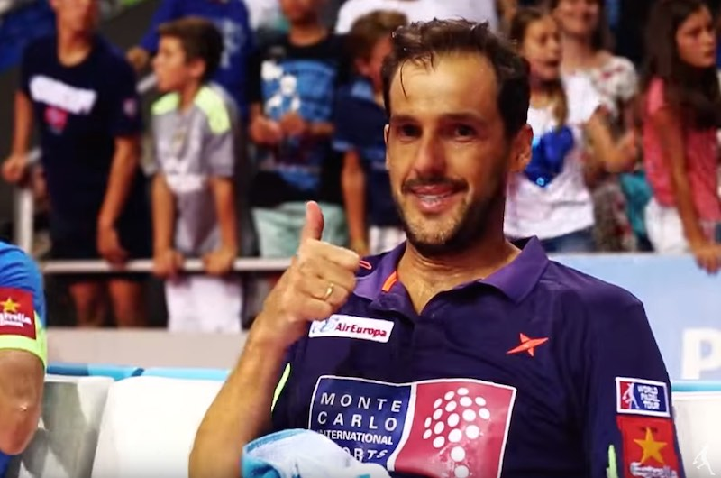 Resumen en vídeo de la temporada 2015 World Padel Tour