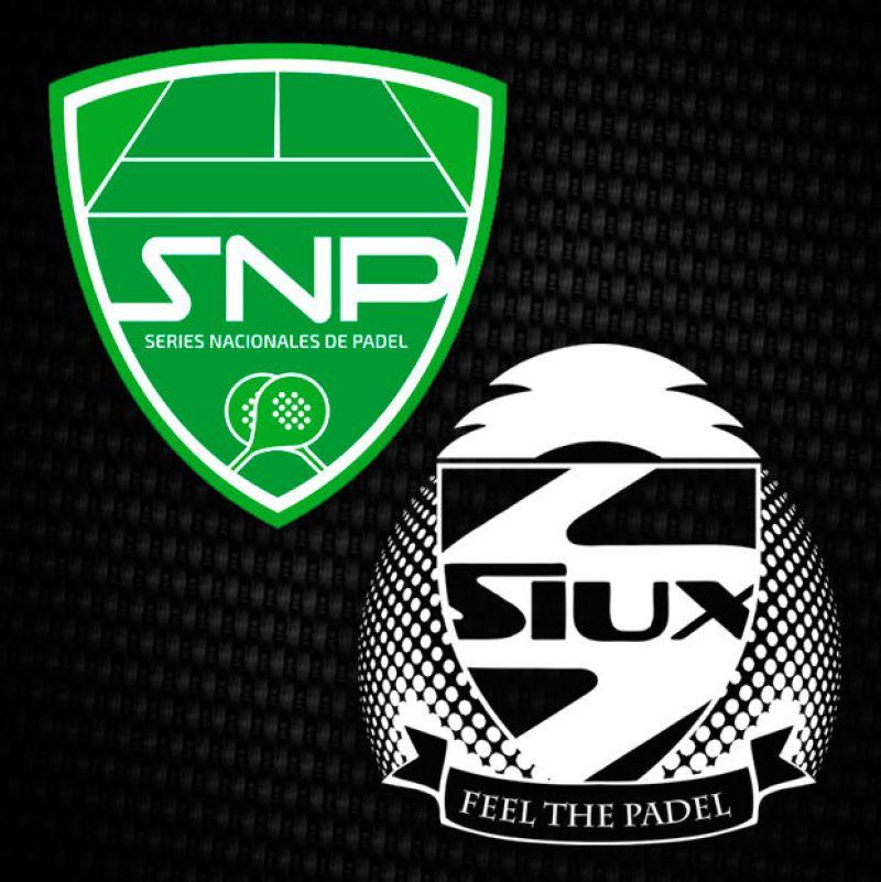 Siux patrocina la liga de pádel amateur más grande del mundo