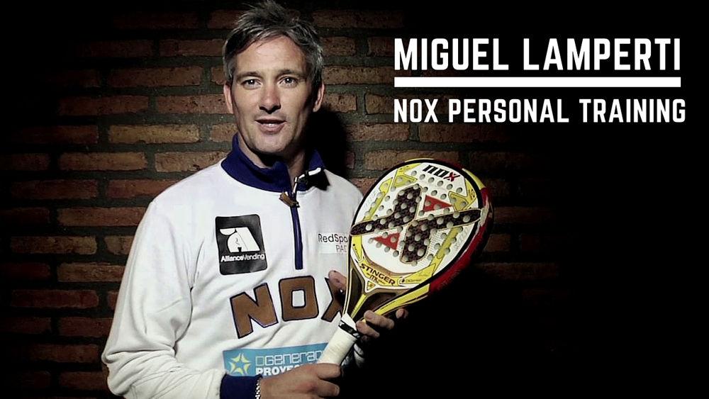 NOX Personal Training con Miguel Lamperti