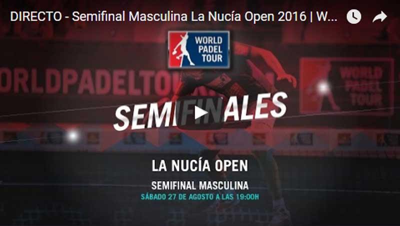 Semifinales WPT La Nucia 2016