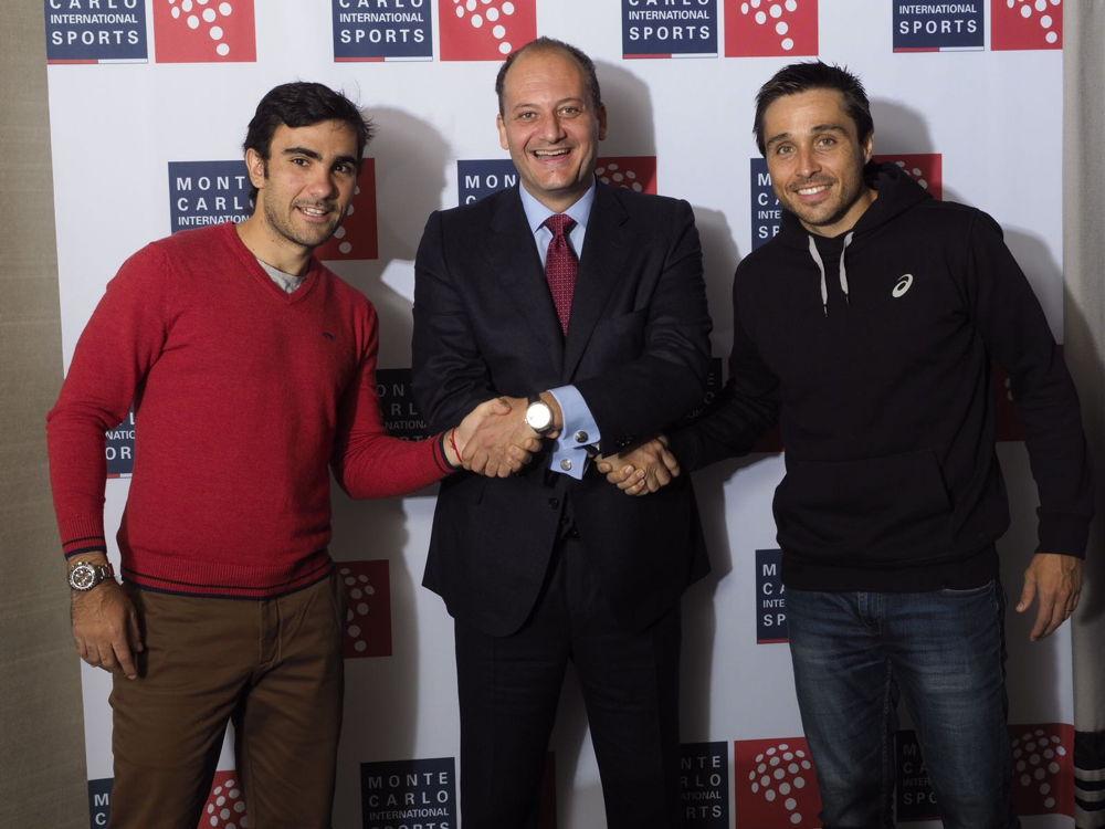 Firma Bela y Lima 2 Bela, Lima y Paquito fichan por Monte Carlo International Sports