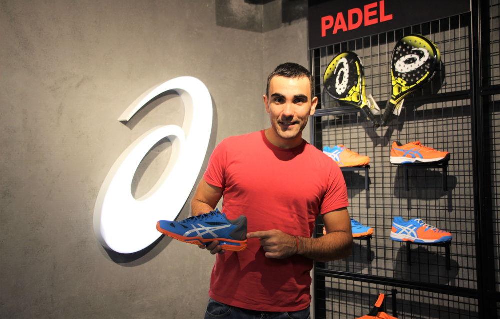 Asics GEL-LIMA PADEL, unas zapatillas para grandes jugadores