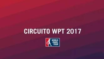 Calendario oficial World Padel Tour 2017