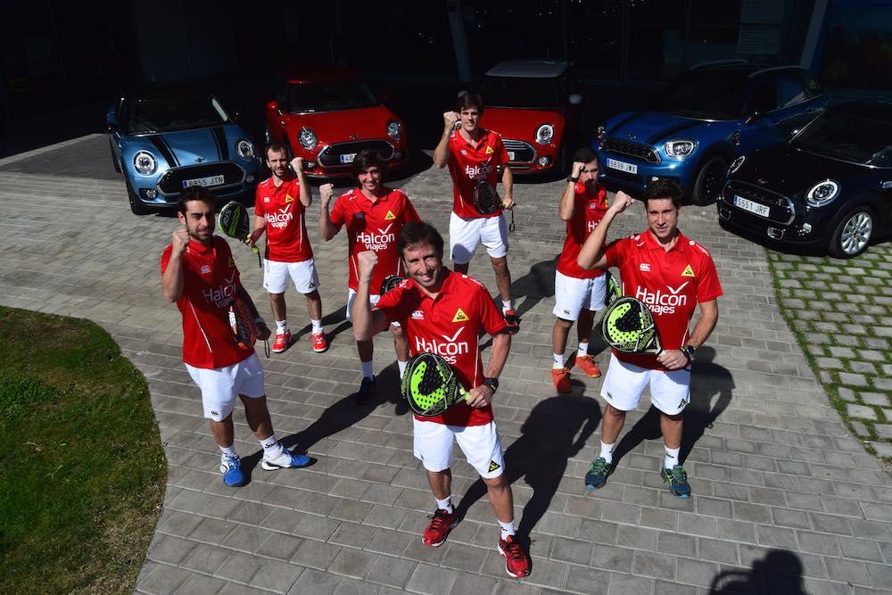 Vibora Team Cto España 2017 El Vibor-A Team parte como cabeza de serie número dos en el Campeonato de España por Equipos