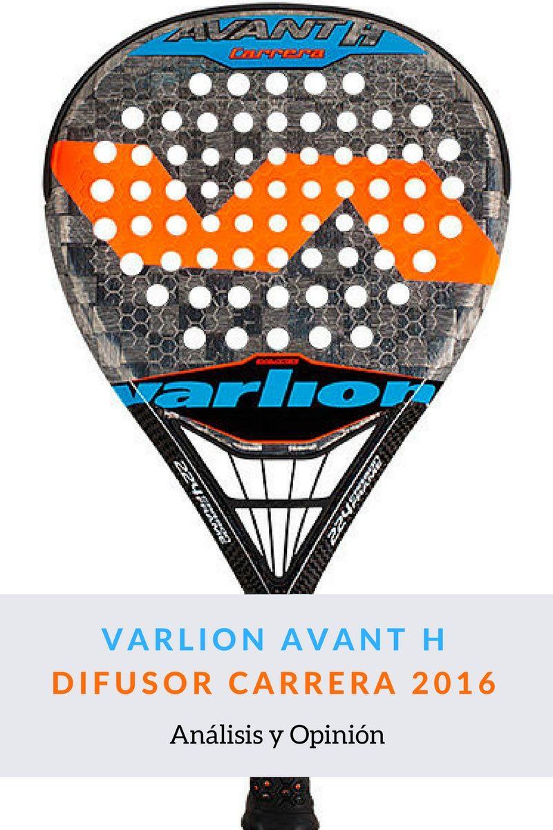 VARLION AVANT H DIFUSOR CARRERA 2016