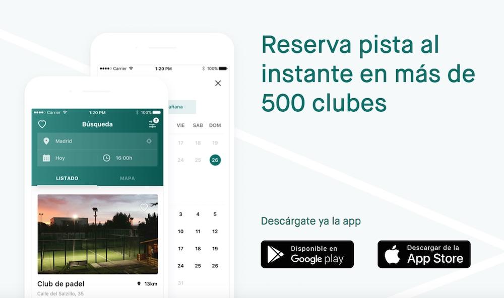 mypadel MYPADEL, la mejor App para jugadores de Pádel en España se renueva