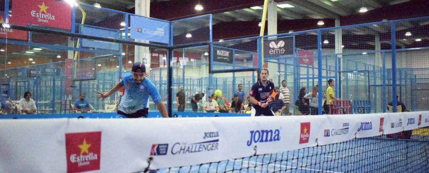 Joma Madrid Challenger1 Duelos de alto voltaje para configurar el cuadro final del Joma Madrid Challenger