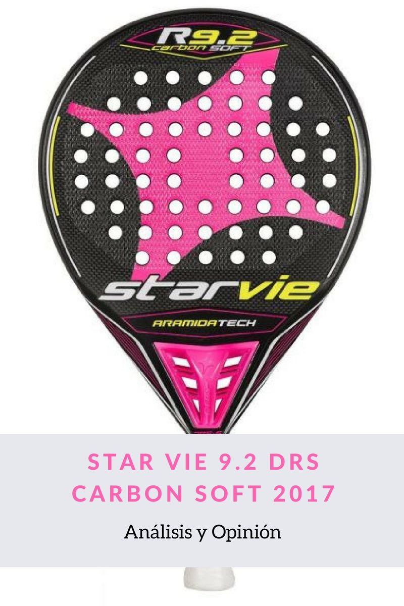 Star Vie 9.2 DRS Carbon Soft 2017