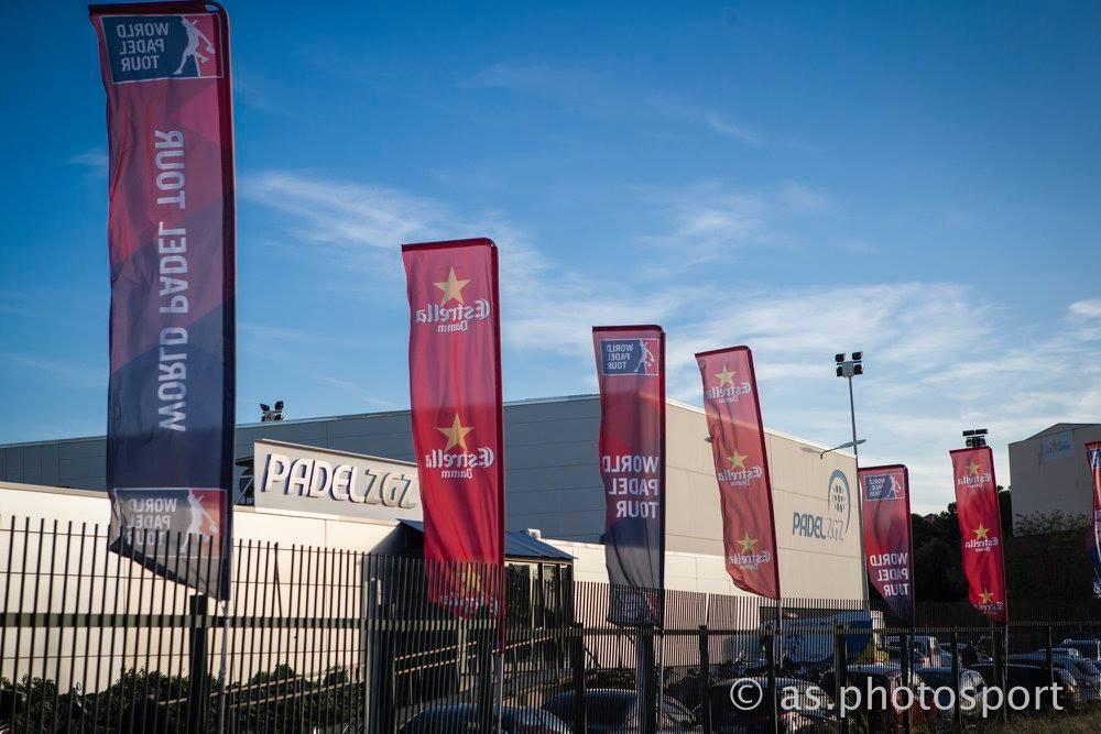 Pre Previa WPT Zaragoza Padel 2017 Comienza el World Pádel Tour Estrella Damm Zaragoza Open