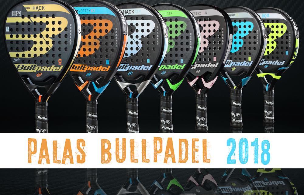 Palas Bullpadel 2018