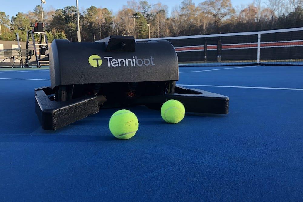 Tennibot: el robot recogepelotas para el pádel y el tenis