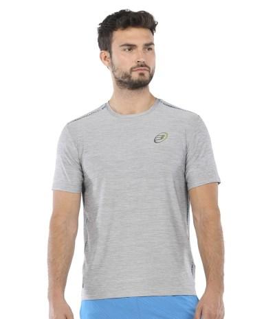 miesten t-paita harmaa