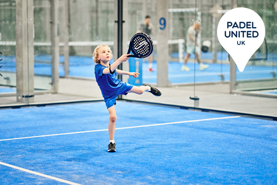 Who Are Padel United?