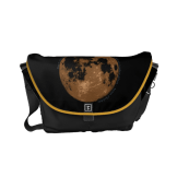 Don't tell me the moon is shining messenger bag
