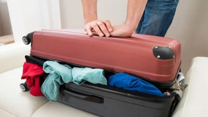 Hacer maletas como experto
