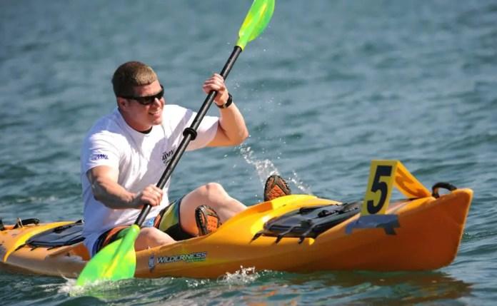 turismo deportivo kayak