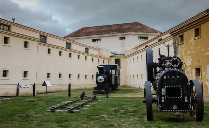 ushuaia museo maritimo