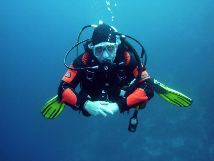 turismo deportivo buceo en bali