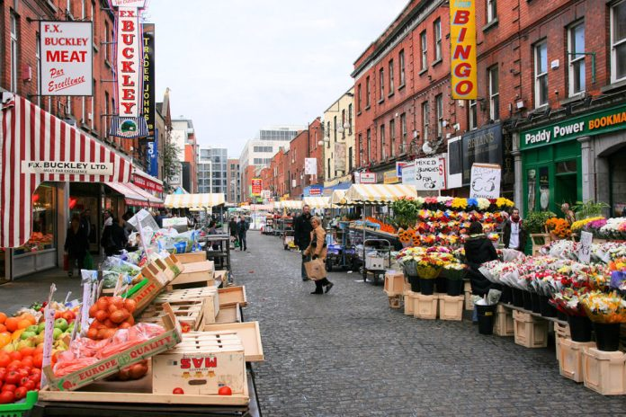 vivi solo en Dublin Moore Street