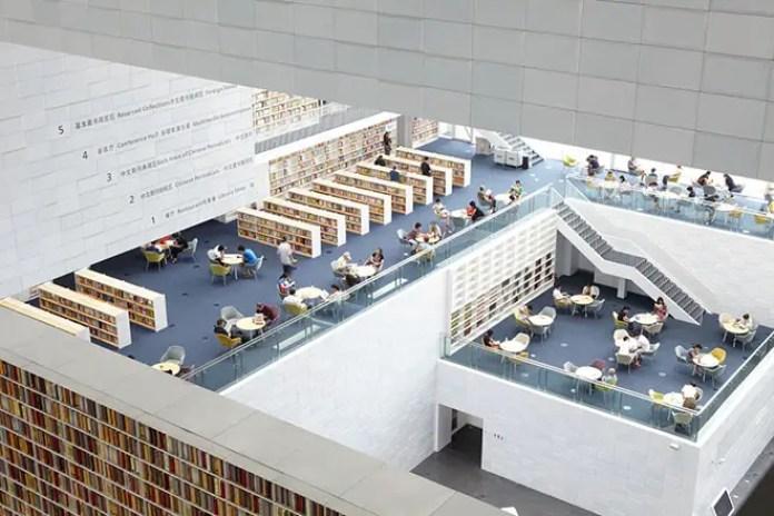 bibliotecas en china