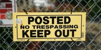lugares prohibidos en el mundo